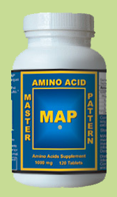 MAP 1 bottle 120 tablets